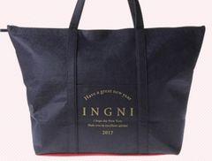 ★未使用INGNI2017年福袋バッグ★バッグのみ 旅行に