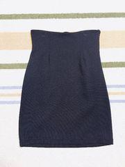 EMODA黒のタイトミニスカート