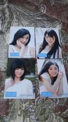 SKE48アイシテラブル!特典トレカ4枚セット