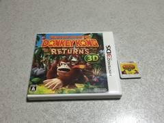 【3DS】ドンキーコングリターンズ3D*マリオ*ルイージ*任天堂