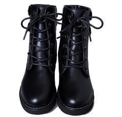 レディース ショートブーツ 靴  疲れない 22.5〜25cm/AK5