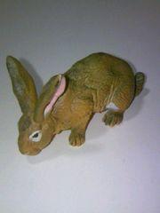 チョコQ ウサギ フィギュア / 食玩 おまけ 動物 兎 人形