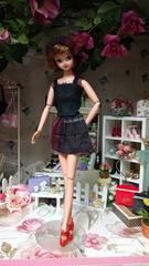 ジェニーちゃん、バービー、リカちゃんのスカートセット