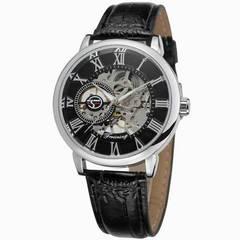 腕時計 メンズ腕時計 ユニセックス スケルトン
