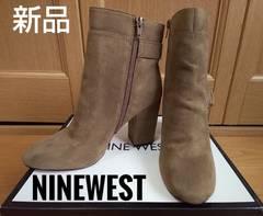 【新品】NINEWEST/ナインウエスト◆定価2万2000円◆ブーツ