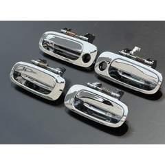 トヨタ 交換式メッキドアハンドル bB NCP30系31系35系 高品質交換式