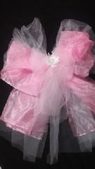 16・16 送込〓新品〓ドレスにも〓浴衣にも〓飾り〓 ピンク系