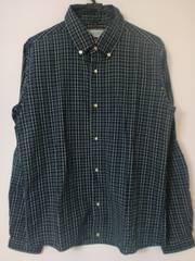 nonnative チェックシャツ ノンネイティブ 2 phigvel vendor DIVERSE CITY 青