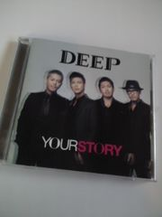 DEEP アルバム YOURSTORY送料込み