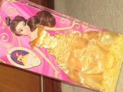 未開封☆ディズニープリンセス*美女と野獣*ベル人形