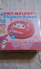 リンクス お掃除ロボット マイメロディ サンリオキャラクターズ クリーナーロボット 即決