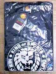 新日本プロレス選手着用長袖Tシャツ★黒色サイズXL未開封新品