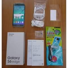 Aランク美品! Samsung★Galaxy S6 edge SC-04G