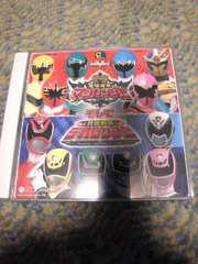 2枚組CD,マジレンジャーデカレンジャー 帯無し