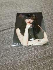 AKB48 Teacher Teacher 中井りか特典写真