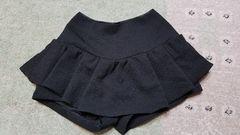 snidel☆ブラック☆スカパン☆サイズF☆