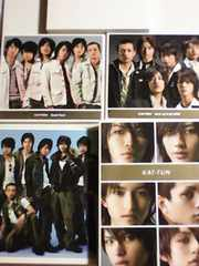 KAT-TUN完全限定BOX■Real Face/Best of KAT-TUN/Real Face Film