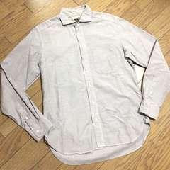 美品BEAMS シャンブレーシャツ 日本製 ビームス