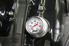 GS400用 アナログ油温計 (シルバー) 新品 ゴキ ザリ
