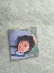 CDs 酒井法子 ノリピー happy again ハッピー アゲイン c/w きらいよ '88