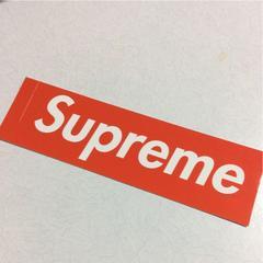 非売品 送料無料supremeシュプリームBOXボックスロゴ