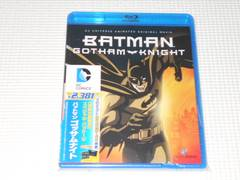 BD★バットマン ゴッサムナイト 初回限定版 プレミアムDVD