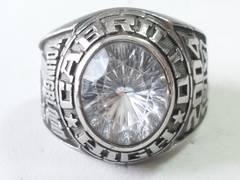 9517/JOSTENS/LTMOカレッジリングカッコイイ目立つ指輪サイズ17号位