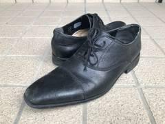 ★HIROKO KOSHINO 革靴 25.5激安即決!