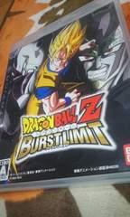 PS3ドラゴンボールZ バーストリミット☆
