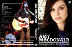 AMY MACDONALD T IN THE PARK 2012 エイミーマクドナルド