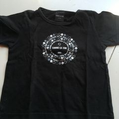 コムサイズ・半袖シャツ