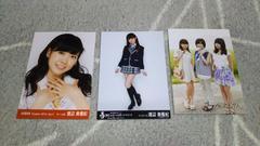 元NMB48渡辺美優紀☆公式生写真〜まとめ売り6枚セット!