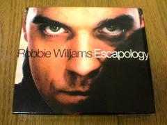 ロビー・ウィリアムスCD Escapology 初回