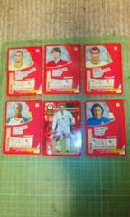 サッカーカード6枚♪