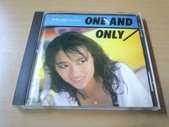 中山美穂CD「ONE AND ONLY」(久保田利伸,小室哲哉ほか提供●