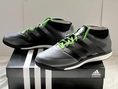 adidas アディダス エース 16.1 ブースト/26.5cm(黒)AQ5671