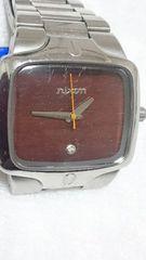 腕時計 ニクソン/NIXON 木目文字盤