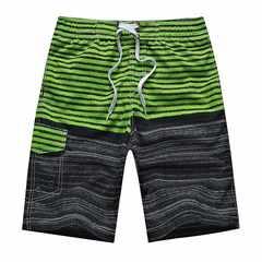 メンズ サーフパンツ 1507グリーン