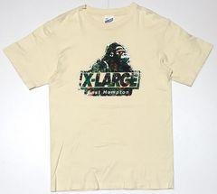 XLARGE エクストララージ ペイントロゴ Tシャツ M