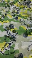 ジャンクストアー甚平120センチ☆ミッキー総柄Disney