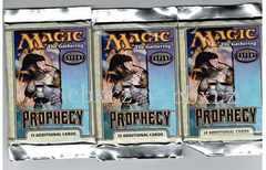 MTG PROPHECY 未開封3パック