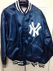 ニューヨークヤンキーススタジャンUSA製 珍しいタイプ