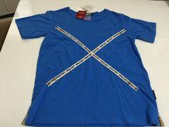 新品★ドラッグストアーズ★可愛いTシャツ★2★ブルー