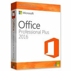 Microsoft Office2016ProfessionalPlusインストールディスク