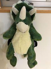 新品タグ付き  恐竜リュック トリケラトプス