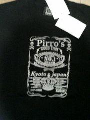 新品★定番★パンクロックTシャツ★黒★M★