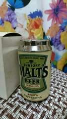 缶ビール型 ライター(モルツ)