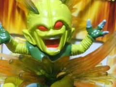 ドラゴンボールZスーパーエフェクトフィギュアキーホルダーvol.1栽培マンフィギュア