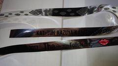 KAT-TUN亀梨和也☆ソロコン銀テープ