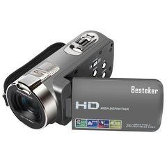 激安商品♪激安商品♪ポータブルビデオカメラ 超高画質HD対応
